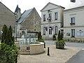 Place de la mairie de Saint-Epain - Jean-Charles GUILLO.JPG