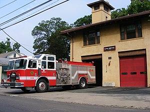 Firehouse No. 4 (Plainfield, New Jersey)