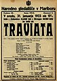 Plakat za predstavo Traviata v Narodnem gledališču v Mariboru 31. januarja 1923.jpg