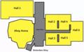 Plan of Rotterdam Ahoy.webp