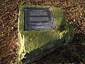 Plaque, Gallows Gate - geograph.org.uk - 1080032.jpg
