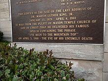 Mason Temple Wikipedia