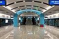 Platform of Donggaodi Station (20181230165603).jpg