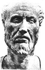 busto reconstruída acreditado para representar Plotino