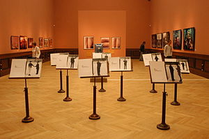 Galerie Rudolfinum - Image: Podivne Nebe