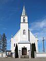 Podlaskie - Juchnowiec Kościelny - Tryczówka - Kościół Niepokalanego Poczęcia 20120324 04.JPG