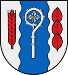 Coat of arms of the municipality of Pohnsdorf