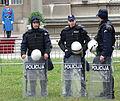 Police in Park - Belgrade - Serbia (15803609642).jpg