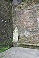 Pontedeume - Igrexa de Santiago - 02 - Estatua.jpg