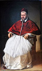 Portrait of Pope Paul V