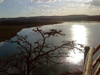 Sumidouro State Park - Sumidouro Lake