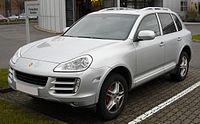 Porsche Cayenne thumbnail