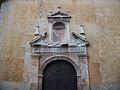 Portada lateral de l'església de santa Maria de Cocentaina.JPG