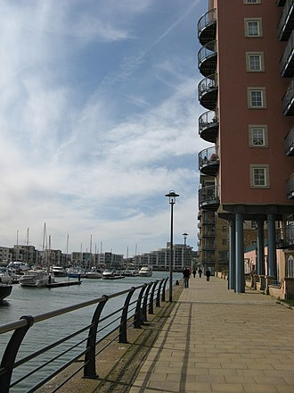 Portishead, Somerset - Portishead Marina