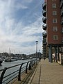 Portishead Marina, north side looking south-west.jpg