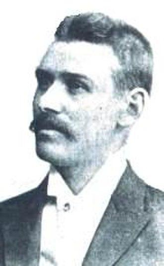 Édouard H. Léger - Image: Portrait Édouard Léger