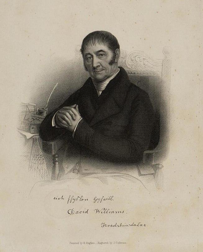 David Williams, Troedwhiwdalar