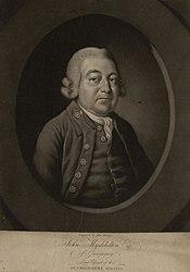 John Myddelton, Esqr. of Gwaynynog