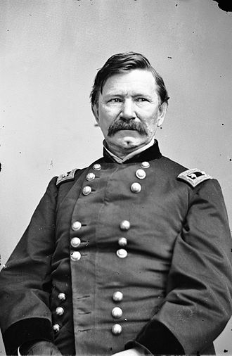 Ohio's 3rd congressional district - Image: Portrait of Maj. Gen. Robert C. Schenck, officer of the Federal Army