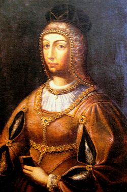 Portrait of Maria of Aragon, Belem Collection.JPG