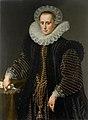 Portret van een vrouw, waarschijnlijk Maria Schuurman (1575-1621) Rijksmuseum SK-A-1309.jpeg