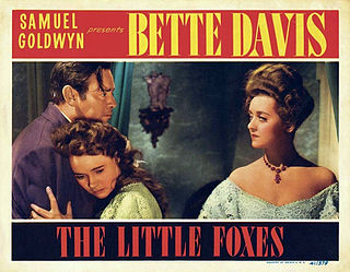 <i>The Little Foxes</i> (film) 1941 film by William Wyler
