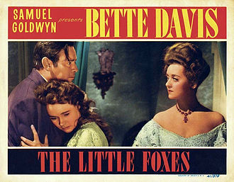 The Little Foxes (film) - Lobby card