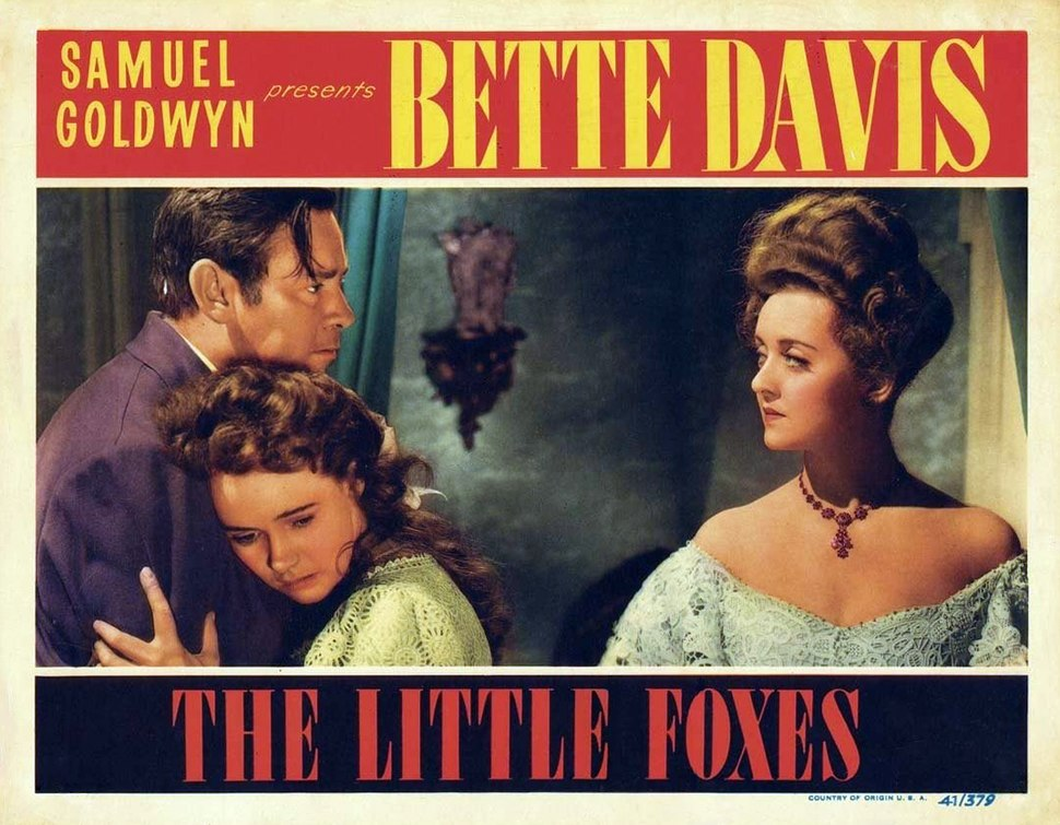 Poster - Little Foxes, The 02