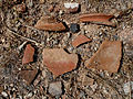 Potsherds at Grandhasiri Buddhist site 03.JPG