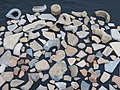 Potsherds from different ruins and eras.jpg