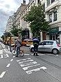 Présence des pompiers avenue Berthelot à Lyon en marge d'une manifestation des gilets jaunes (mai 2019) - 6.jpg