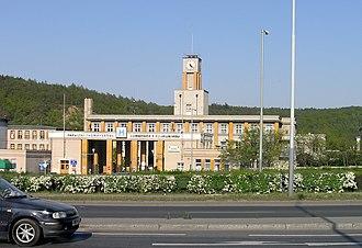 Krč - Thomayer hospital