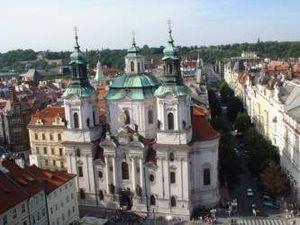 Prague Quartier Vieille Ville