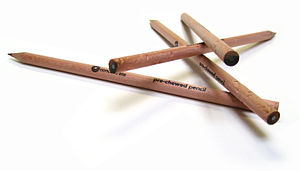 Mark Champkins - Pre-chewed Pencils by Mark Champkins