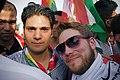 Pre-referendum, pro-Kurdistan, pro-independence rally in Erbil, Kurdistan Region of Iraq 04.jpg