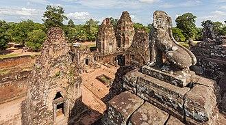 Pre Rup - Image: Pre Rup, Angkor, Camboya, 2013 08 16, DD 08
