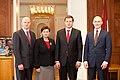 Premjers un ministri pirms 100 dienu preses konferences (6770249673).jpg
