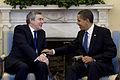 President Barack Obama meets Prime Minister Gordon Brown.jpg