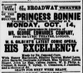 Princess Bonnie His Excellency Broadway Theatre NY Sun Oct 12 1895.png