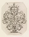 Print, Plate 2, from Die Folge der phantastischen Schmucksträße (Suite of Fantastic Ornamental Bouquets), 1614 (CH 18565577).jpg