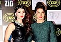 Priyanka Chopra with her cousin, Mannara.jpg