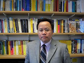 Gui-Qiang Chen mathematician