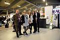 Projektet Reclimate samlade i Nordiska ministerradets monter pa COP15 i Kopenhamn 2009.jpg
