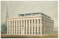 Proposal for Astor House (Park Hotel), New York (perspective) MET DR1012.jpg
