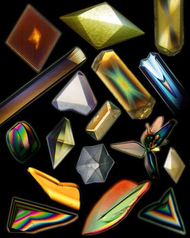 Kryształy białek