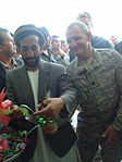 Provincial Reconstruction Team Panjshir, Afghan leaders celebrate girls' school opening DVIDS183079.jpg