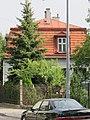 Przemyśl, dom przy ul. Puszkina 9, widok od pd..JPG