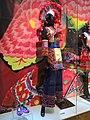 Pula (branch of Yi) female clothing - Yunnan Provincial Museum - DSC02129.JPG