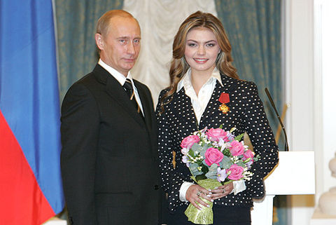 Жена Путина сейчас сегодня 2017, вышла замуж второй раз ...