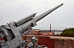 QF 3.7 inch AA gun, Hummock Hill, 2017 (02).jpg
